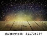 christmas table background | Shutterstock . vector #511736359