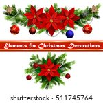 christmas elements for your... | Shutterstock .eps vector #511745764