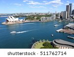 aerial urban landscape view of... | Shutterstock . vector #511762714