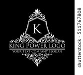 luxury logo | Shutterstock .eps vector #511767808