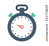 chronometer vector icon    Shutterstock .eps vector #511778659