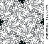 abstract seamless patchwork...   Shutterstock . vector #511783996