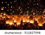 chiang mai thailand  october 25 ... | Shutterstock . vector #511827598