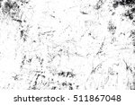 dust and scratched textured... | Shutterstock . vector #511867048
