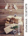christmas decoration   Shutterstock . vector #511876978
