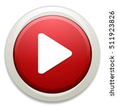 play button | Shutterstock .eps vector #511923826