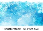 Christmas Watercolor Background ...