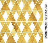 gold plaid ornamentation... | Shutterstock . vector #511955050