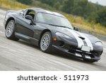 dodge viper sportscar | Shutterstock . vector #511973