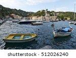 portofino  italy   october 11 ... | Shutterstock . vector #512026240
