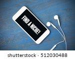 find a niche   business concept | Shutterstock . vector #512030488
