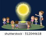 innovation education elementary ... | Shutterstock .eps vector #512044618