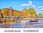 view of central station from... | Shutterstock . vector #512060620