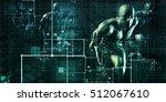 social media trends and... | Shutterstock . vector #512067610