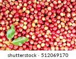 Raw Cherries Coffee Beans...