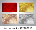 merry christmas and happy new... | Shutterstock . vector #512107210