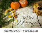 festive xmas background with... | Shutterstock . vector #512136160