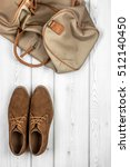 close up of clothing and... | Shutterstock . vector #512140450
