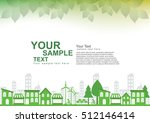 ecology connection  concept...   Shutterstock .eps vector #512146414