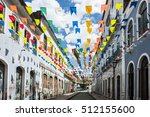 Historic city of Sao Luis, Maranhao State, Brazil