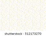 vector holiday pattern... | Shutterstock .eps vector #512173270