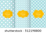 vintage different vector... | Shutterstock .eps vector #512198800