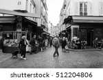 paris  france   october 22 ... | Shutterstock . vector #512204806