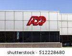 Small photo of Indianapolis - Circa November 2016: ADP Location. ADP is a Provider of Business Outsourcing Services IV