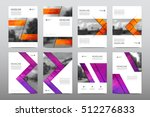 brochure layout template flyer... | Shutterstock .eps vector #512276833