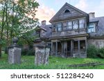 Deteriorated Abandoned Haunted...