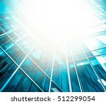 panoramic and perspective wide... | Shutterstock . vector #512299054