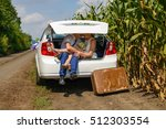 unidentifiable married couple...   Shutterstock . vector #512303554