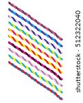 weave wool material vector | Shutterstock .eps vector #512322040