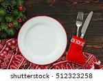 Christmas Dinner Background ...