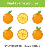children's educational game.... | Shutterstock .eps vector #512348878