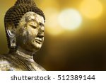 Selective Focus Point On Buddh...