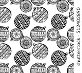 seamless pattern with hand... | Shutterstock .eps vector #512402890