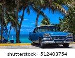 varadero  cuba   september 11 ...   Shutterstock . vector #512403754