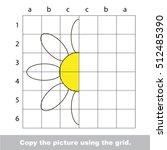 vector kid educational game... | Shutterstock .eps vector #512485390