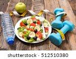diet food | Shutterstock . vector #512510380