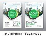 green color scheme with city... | Shutterstock .eps vector #512554888