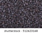 dried blueberries   wild berry... | Shutterstock . vector #512623168