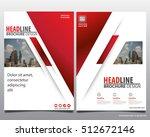 modern elegance annual report... | Shutterstock .eps vector #512672146