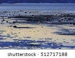 ofotfjord shoreline at low tide ...   Shutterstock . vector #512717188