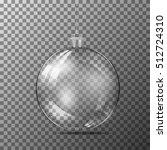 christmas ball | Shutterstock .eps vector #512724310