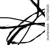 vector abstract lines texture....   Shutterstock .eps vector #512726020