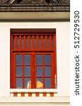 window   in   bangkok in... | Shutterstock . vector #512729530