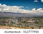 Tucson Skyline And Santa...
