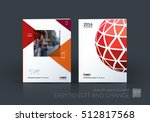 brochure template layout... | Shutterstock .eps vector #512817568