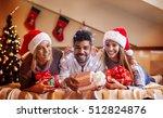 best friends posing with... | Shutterstock . vector #512824876